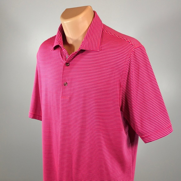 Bobby Jones Other - Bobby Jones L Golf Polo men's Size Large